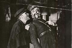 "Фото со спектакля ""Не было ни гроша, да вдруг алтын"", 1938 год."