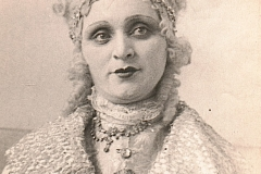 "Фото со спектакля ""Снежная королева"", 1940 г."