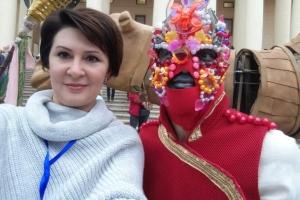 Открытие театрального форума в Сочи