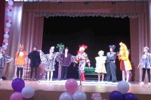 Театральная семья. Лиман