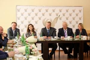 Встреча с С.Морозовым