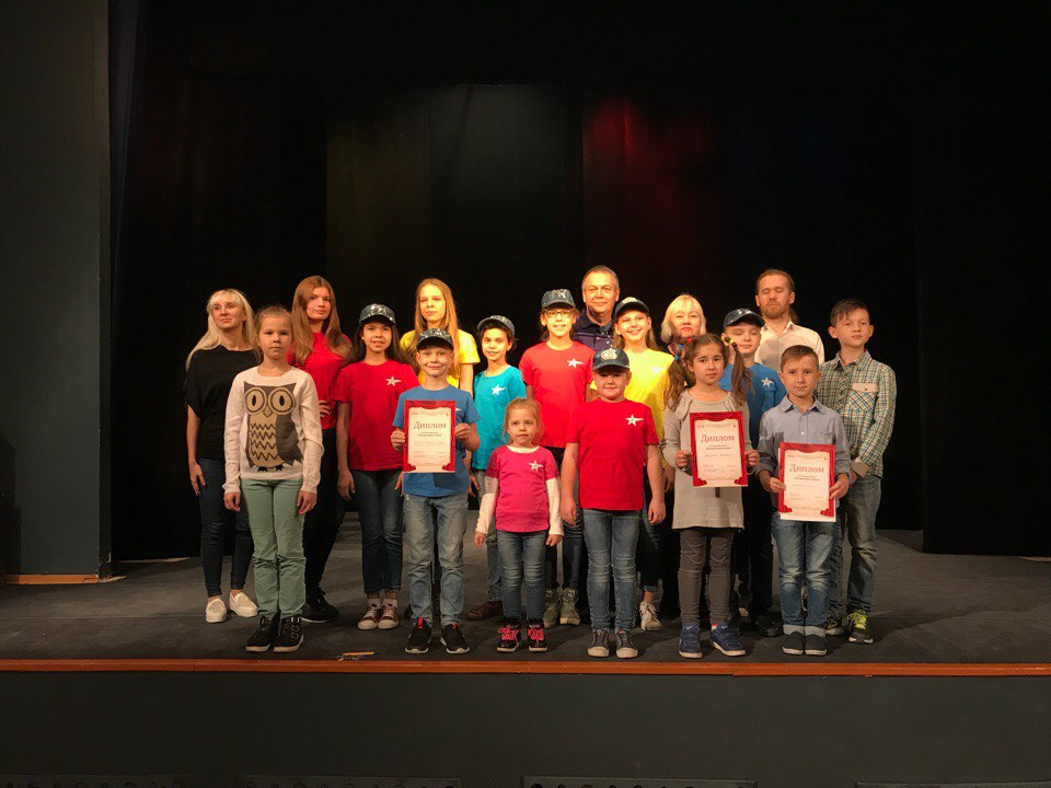 В ТЮЗе состоялся первый этап Фестиваля-конкурса «Театральная семья»