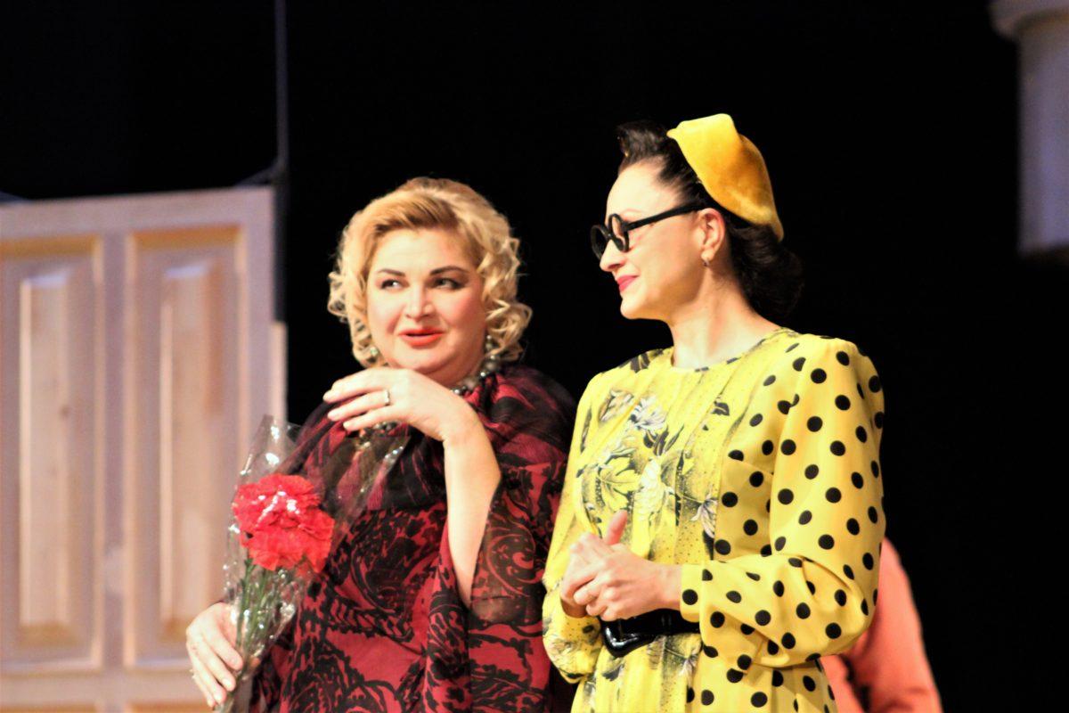 В Астрахани открылись гастроли красноярского драмтеатра