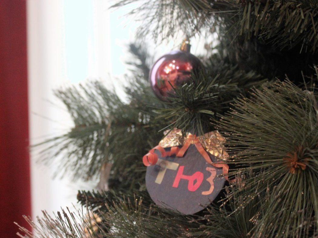 Астраханцы поздравили родных через почту Деда Мороза