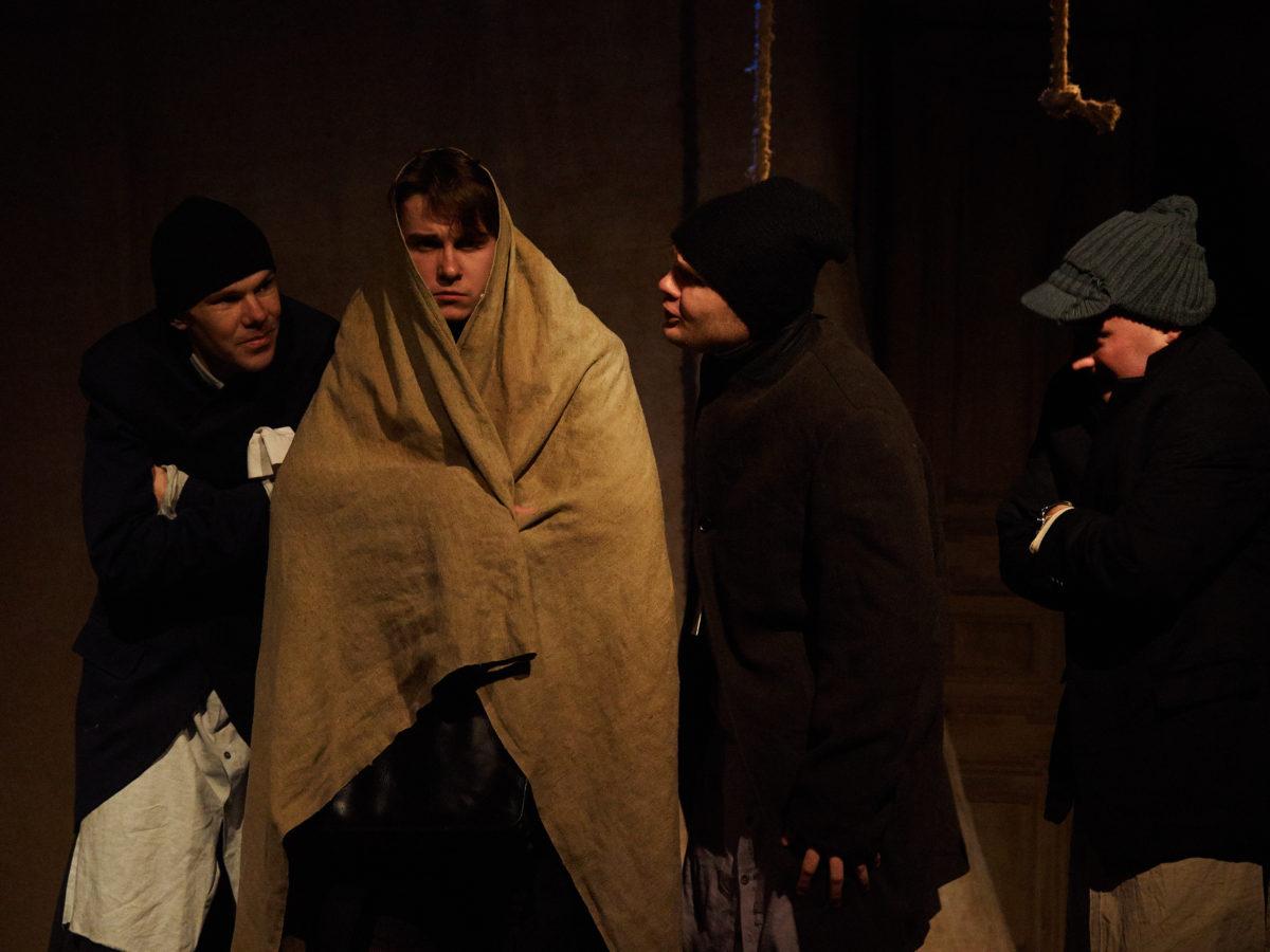 Театр юного зрителя покажет спектакль в московском Доме актера