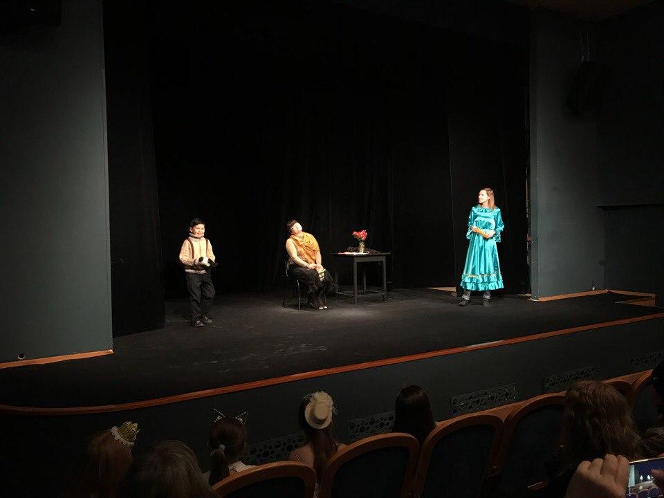 Фестиваль-конкурс «Театральная семья» набирает обороты