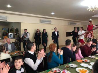 Литературно-музыкальная встреча, посвященная Зиме
