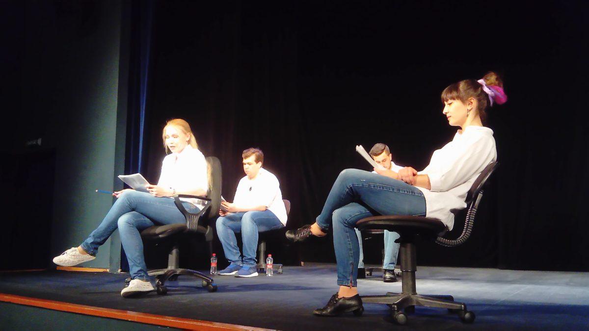 В Каспийской столице прошли читки местных драматургов