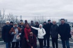 ТЮЗ_гастроли в Томск, экскурсия по городу