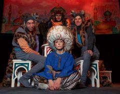 Театральный уикенд: спектакли выходного дня в ТЮЗе
