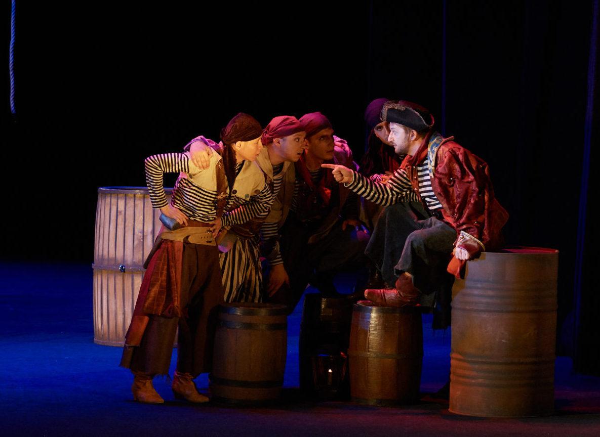 Любителей пиратских историй приглашают на встречу с последователями Джона Сильвера