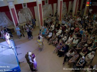 «Ночь перед войной» в Астраханском театре юного зрителя