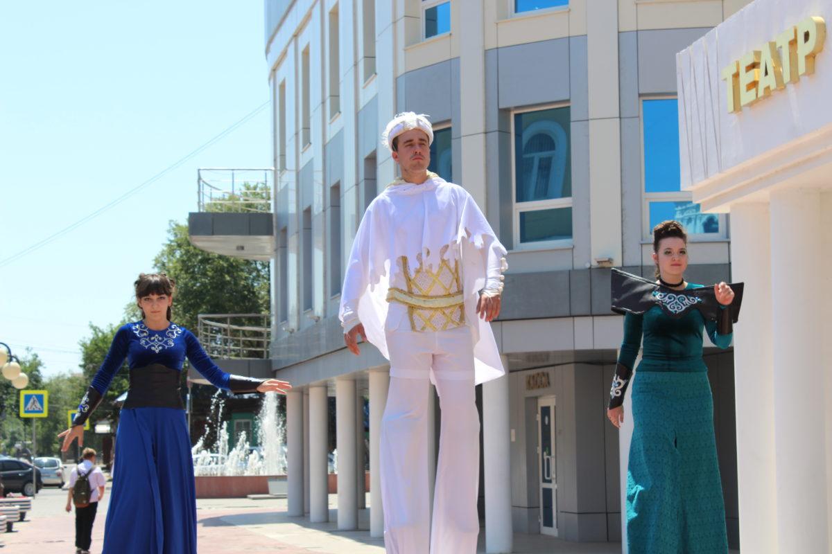 Артисты ТЮЗа выступят на открытии Парка культуры
