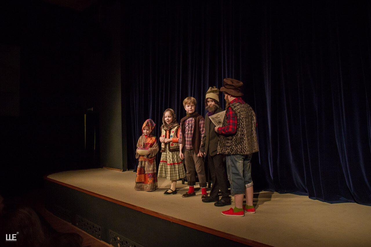 Астраханские театралы увидят «Легенды Шервуда и Камелота» на английском языке