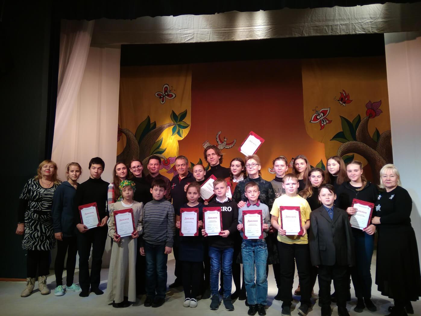 «Театральные семьи» встретились в Астраханском ТЮЗе
