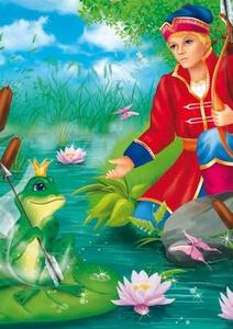 Иван-царевич и царевна лягушка