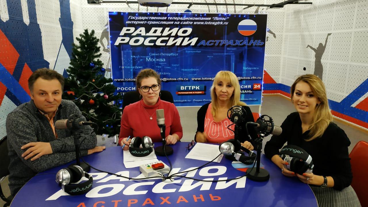 Театр юного зрителя в эфире «Радио России»