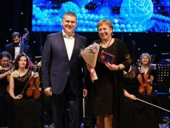ТЮЗ поздравляет Екатерину Кочеткову с наградой!